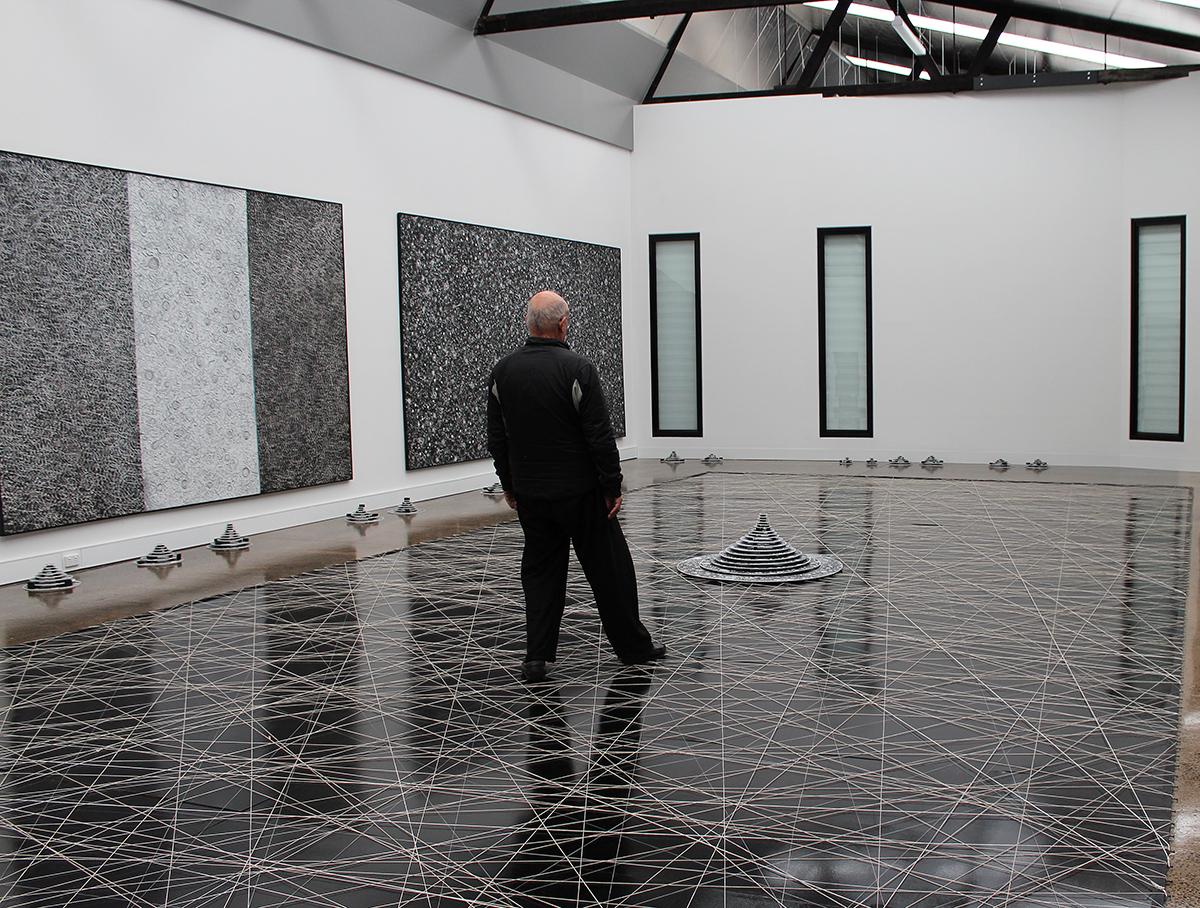 Installation at Langford120 (2011)