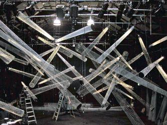 Explanandum (2002) Installation
