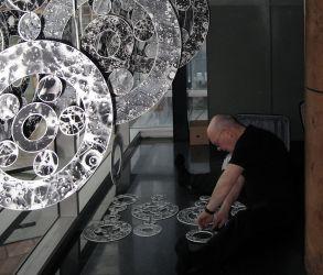 Circular Keys (2010) Installation