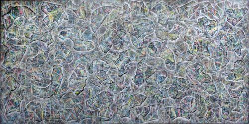 Arteries Series 12 (Pellucid) (2015)