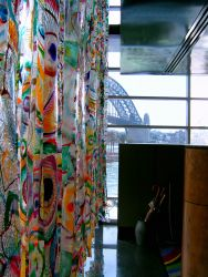 Colourfall (1990-2000) Detail