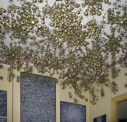 Infinity as ceiling installation (1996)