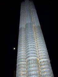 Infinity Towers (2002) Detail night