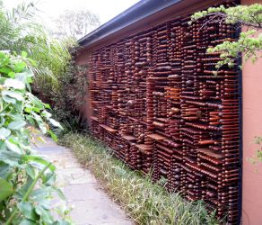 Abacus (1982) Installed outdoors